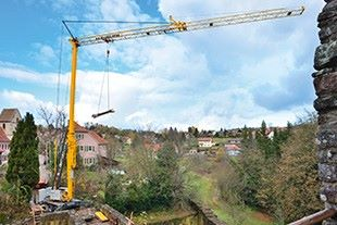 Formation CACES® Grue à tour GMA