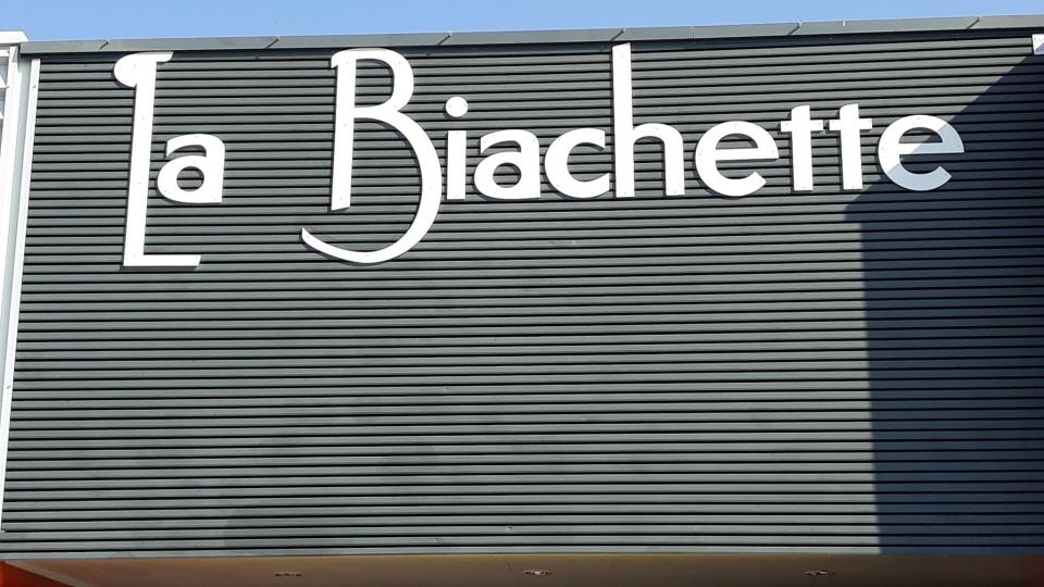 Un nouveau partenaire : le restaurant de la Biachette
